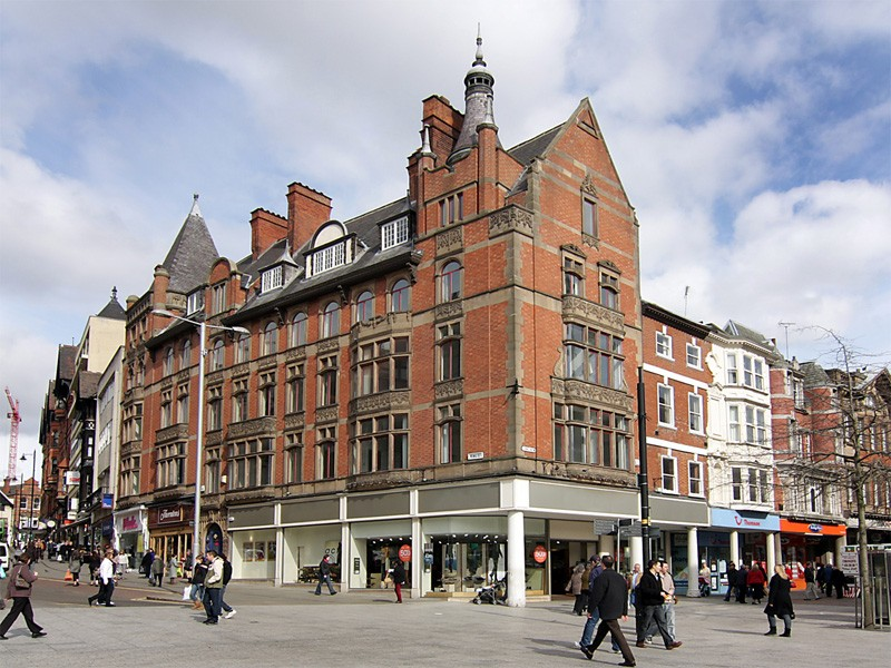 Nottingham Offices To Rent