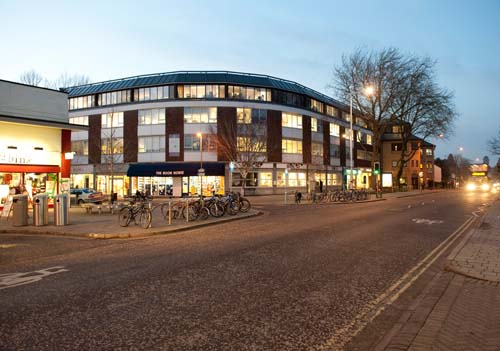 Oxford Office To Let