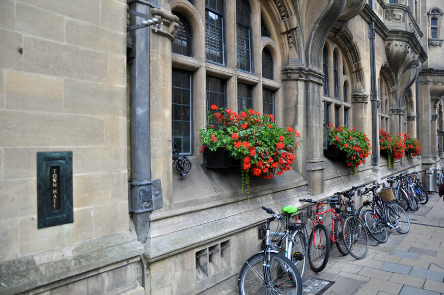 Oxford Offices To Rent