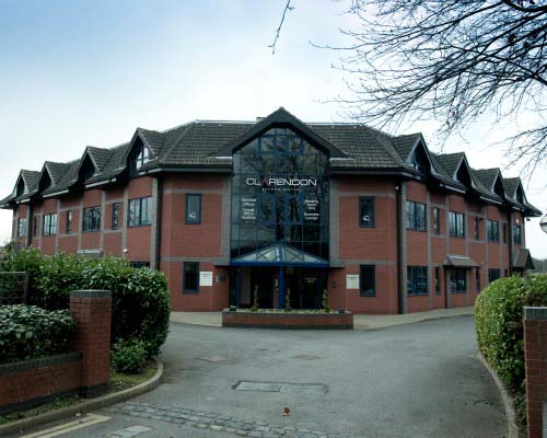 Oxford Office Space To Rent